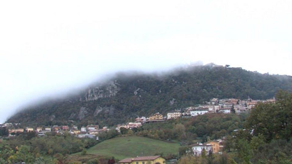 Monte TitanoMeteo San Marino: pioggia e freddo almeno fino mercoledì