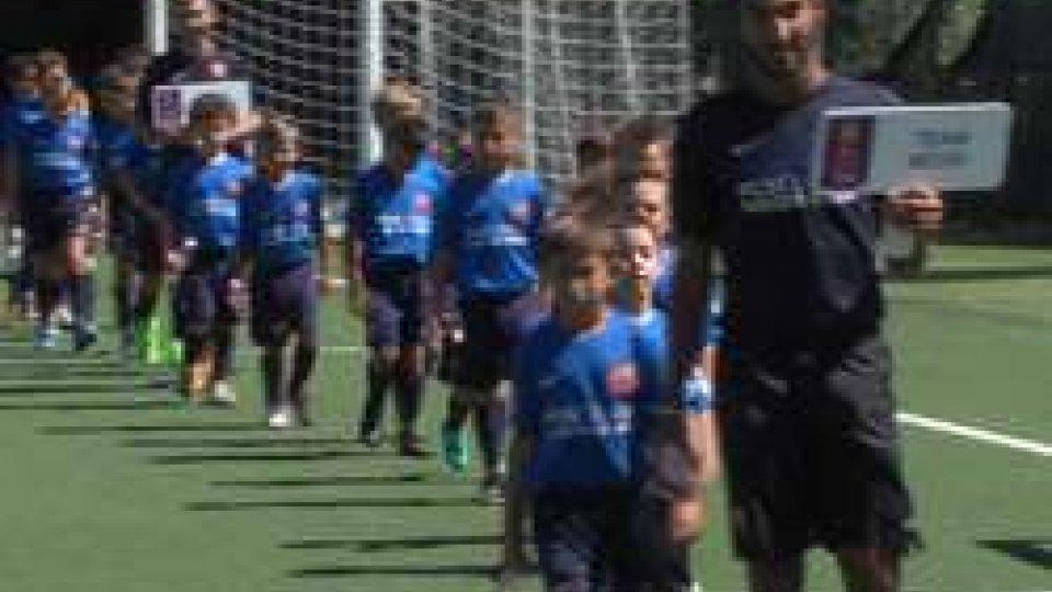Barcellona CampBarcellona Camp, a San Marino 120 piccoli calciatori