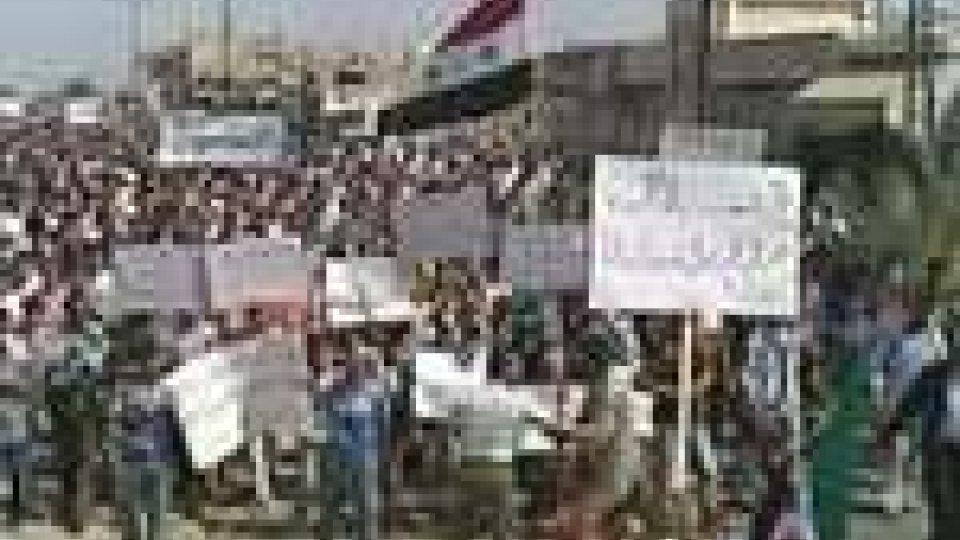 Siria. Da marzo a oggi 2.600 le vittime delle repressioni