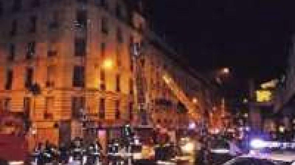 Francia: vigili fuoco sbagliano indirizzo ma salvano vita