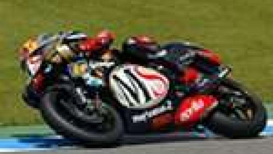 Conclusi i test a Jerez per Poggiali
