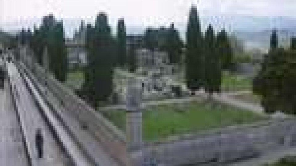 Cimitero Montalbo: esaminata la domanda di sospensione dei lavori