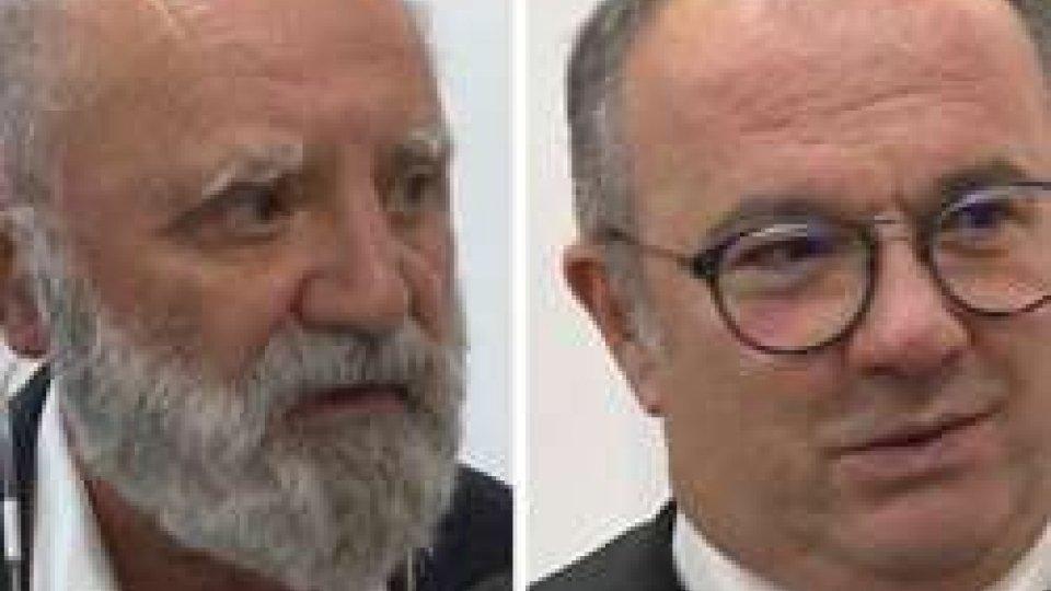 Gli avvocati Pier Luigi Bacciocchi e Gian Nicola BertiCredito Sammarinese, domani la sentenza