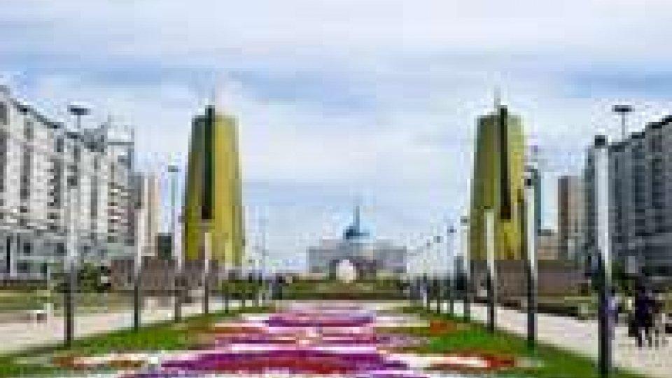 Kazakhstan: missione sammarinese ad Astana per nuove opportunità di sviluppo