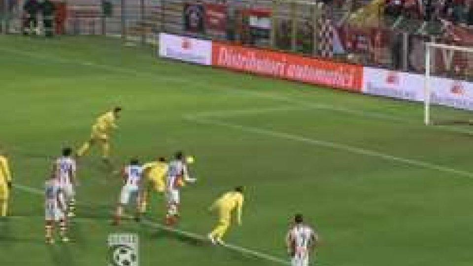 Vicenza - Ravenna 0-2Vicenza - Ravenna 0-2