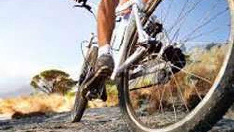 Federciclismo in luce a Borgo Tossignano