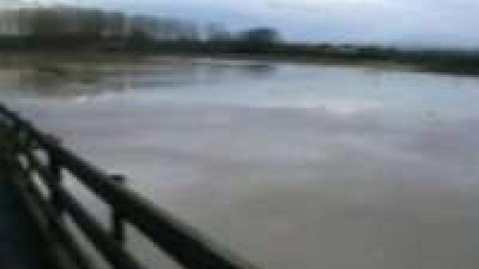 Maltempo Emilia Romagna: preallarme per il fiume Secchia