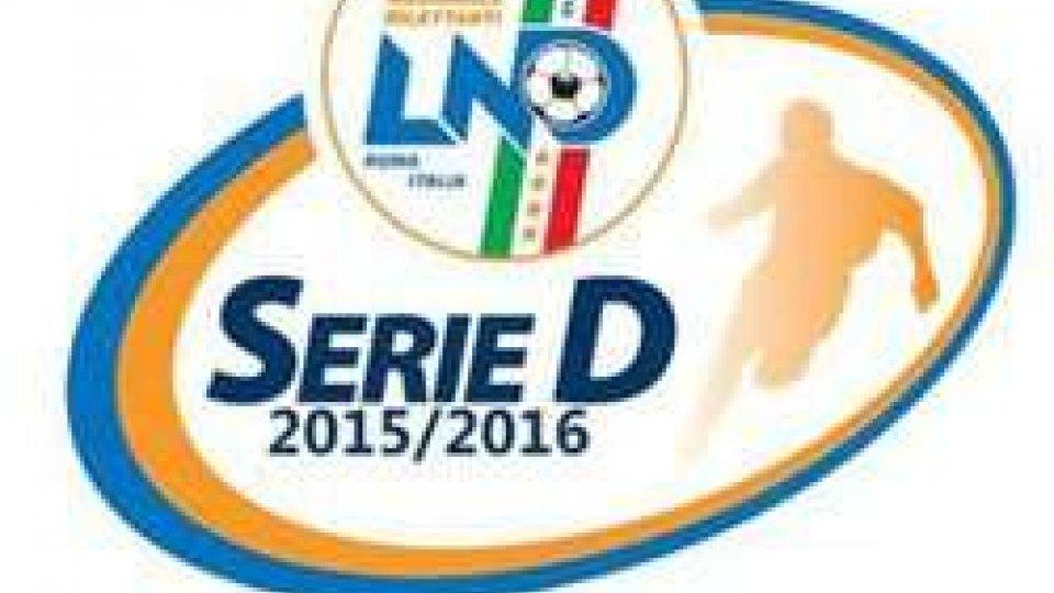 Serie D: il San Marino cade a Castelfranco, pari per Forlì e Ravenna