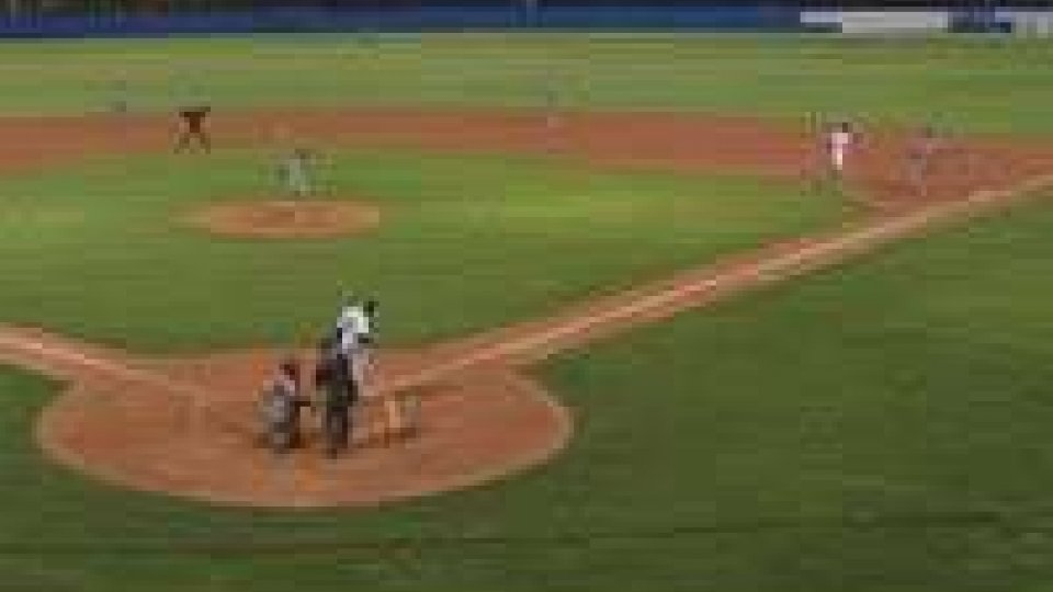 San marino - Baseball: la T&A