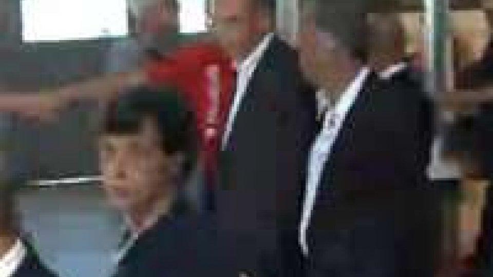 Il Presidente del Consiglio Letta apre il Meeting di Rimini