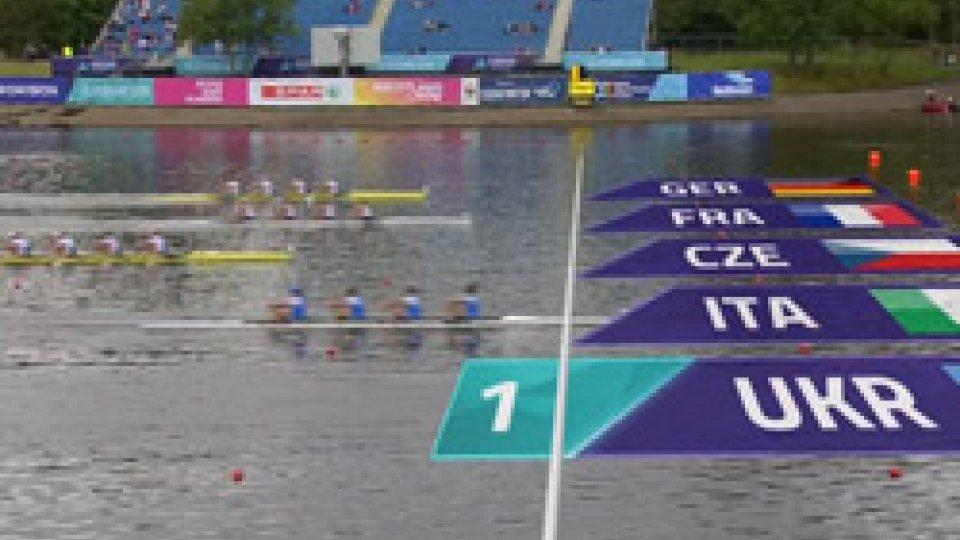 European Championship 2018Glasgow, European Championship 2018: si inizia con ciclismo su pista e canottaggio