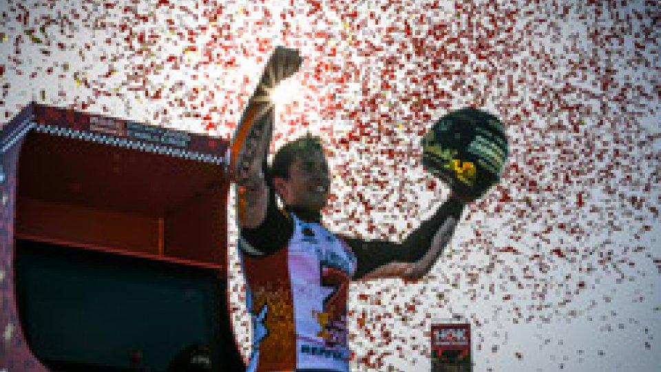 Marc Marquez campione del Mondo