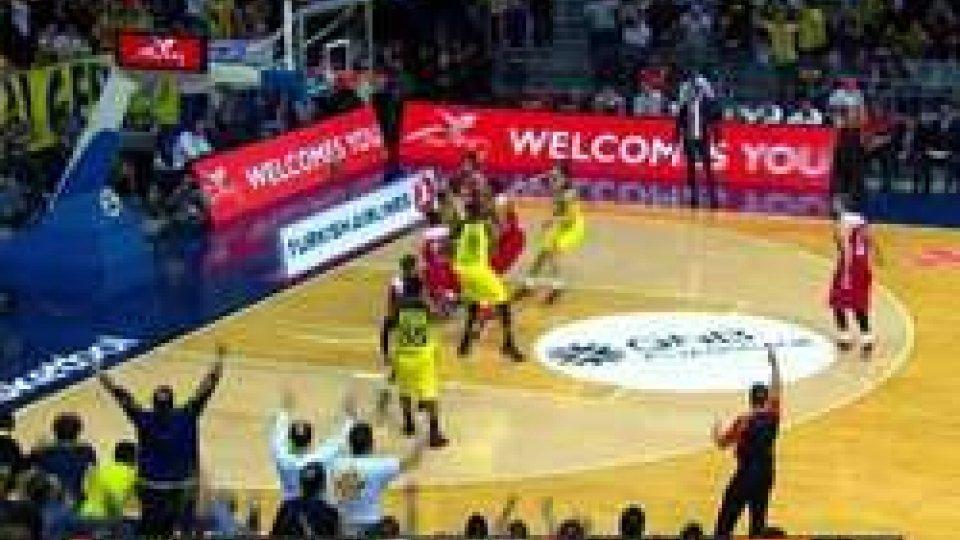 Fenerbahce ed Olympiacos