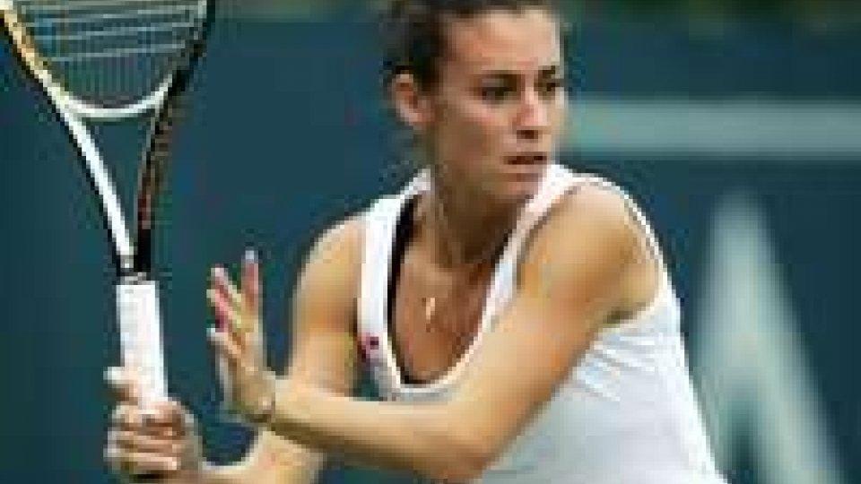 Tennis: Bastad, la Pennetta si qualifica per la semifinale