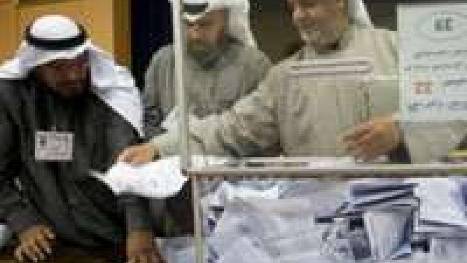 Kuwait al voto