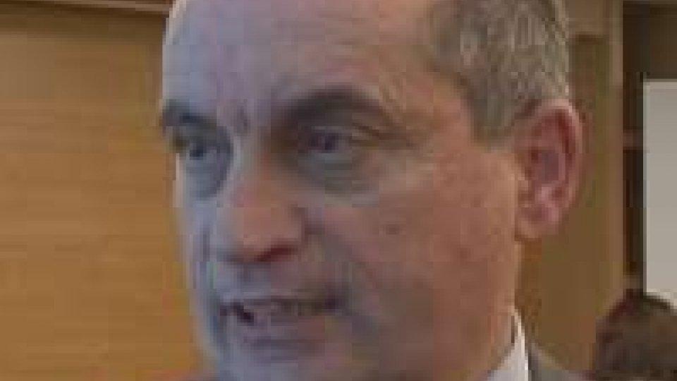 Arrestato l'ex segretario di Stato Claudio PodeschiArrestato l'ex segretario di Stato Claudio Podeschi