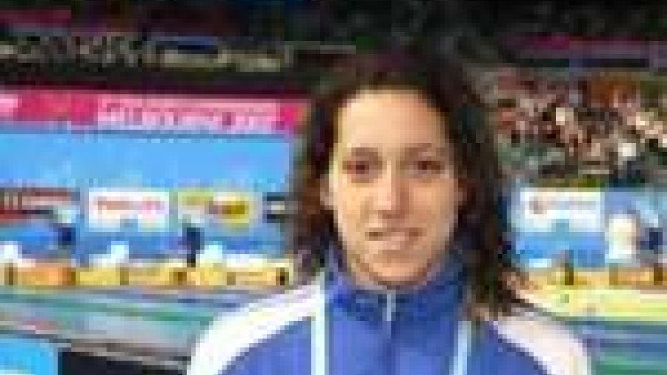 Mondiali di nuoto: eliminata Simona Muccioli