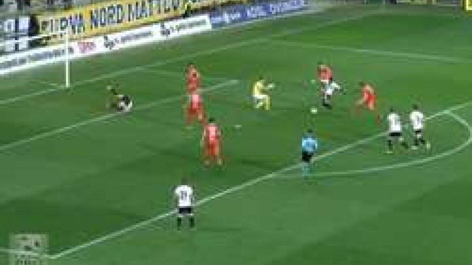 Parma - Mantova 1-0Parma - Mantova 1-0
