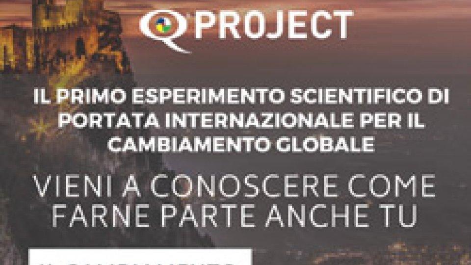 Q Project, il cambiamento parte da San Marino