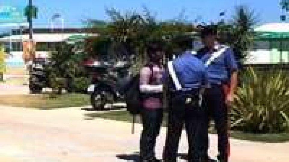 Carabinieri, tre arresti a Riccione
