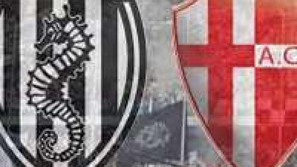 Cesena-Padova è l'anticipo di BCesena-Padova è l'anticipo di B