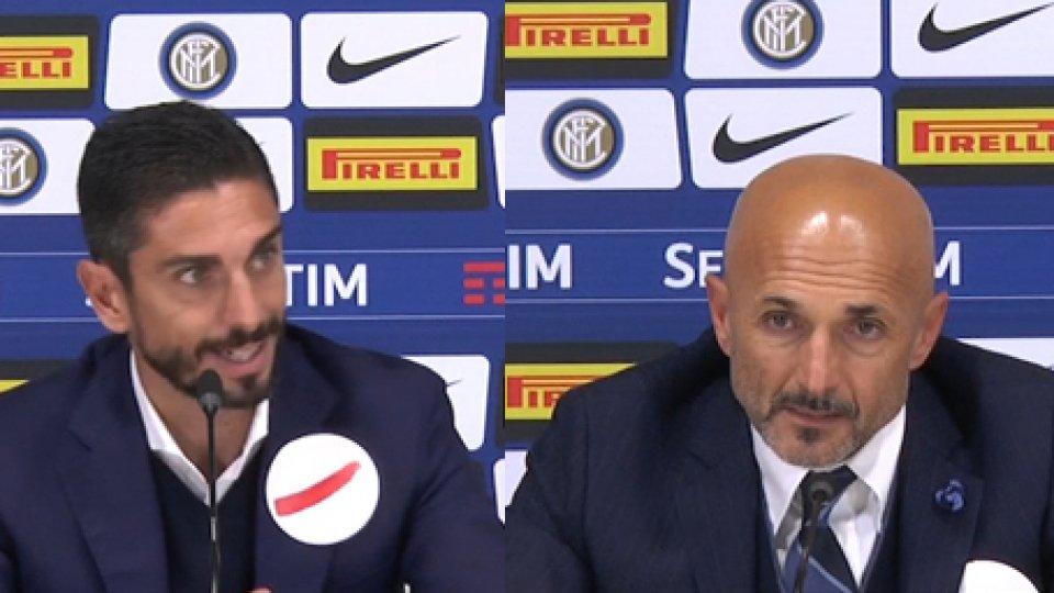 Longo  -  SpallettiInter - Frosinone 3-0, le parole di Longo e Spalletti