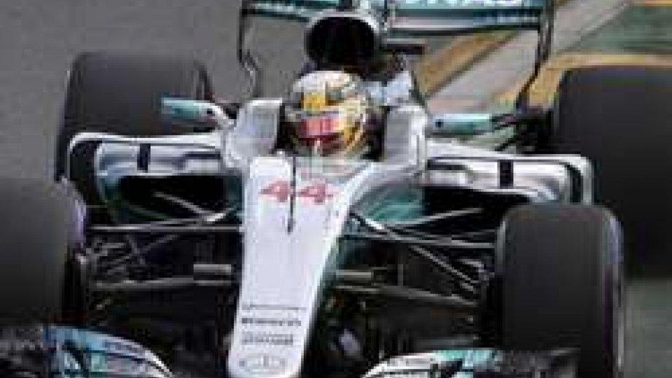 F1: in Australia si conferma Hamilton, sua la prima pole