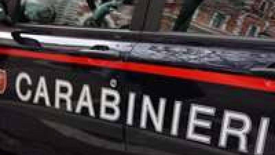 Rimini: Carabinieri allontanano stalker