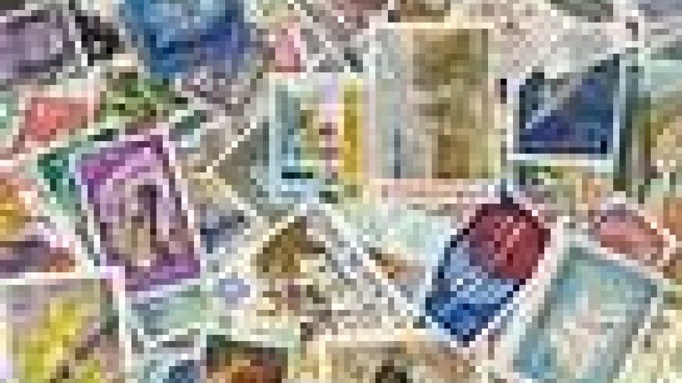 Ministri Gasparri e Giovanardi alla Fiera del francobollo