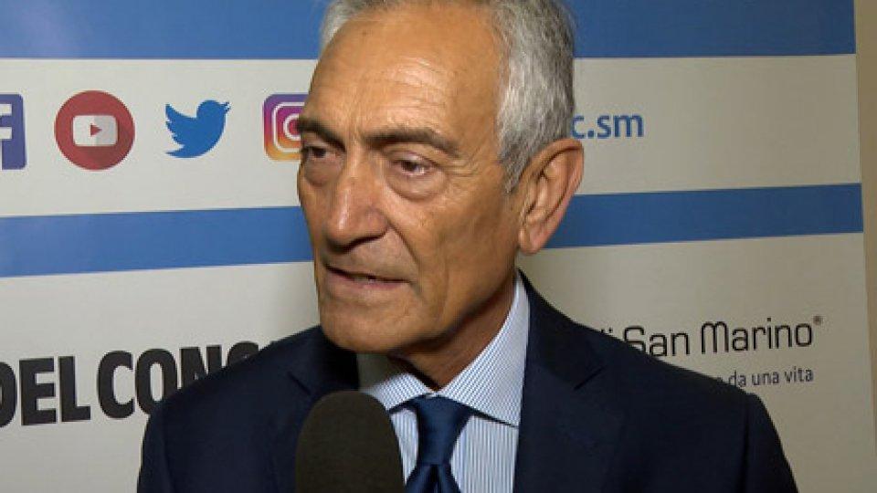 """Gabriele GravinaGabriele Gravina in esclusiva a RTV: """"Il calcio italiano deve recuperare credibilità"""""""