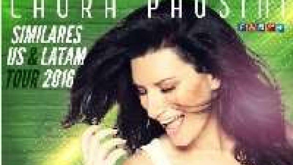 Laura Pausini annuncia il tour in America