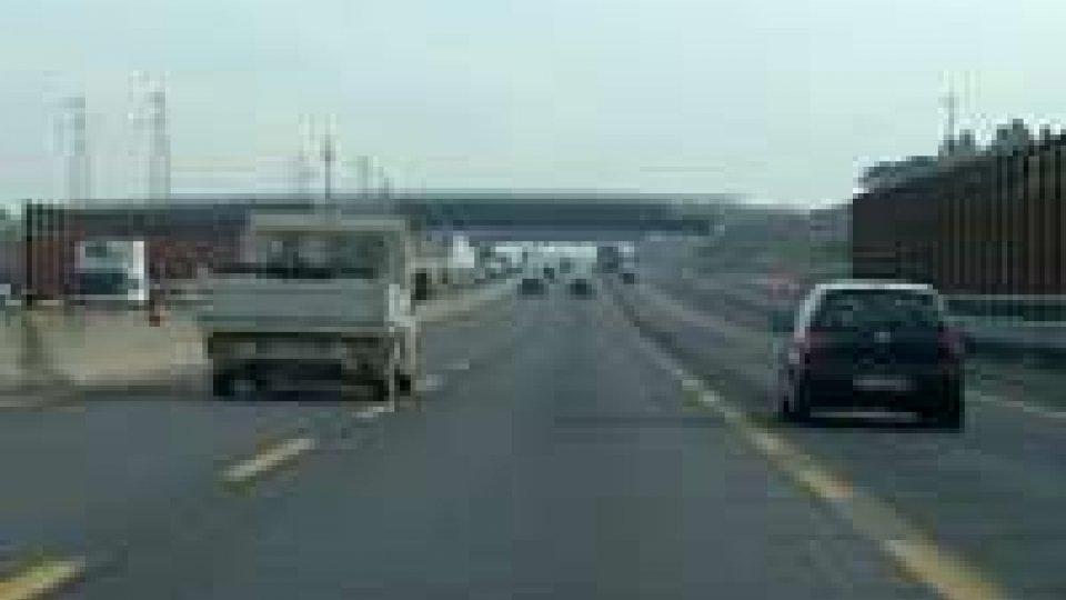 A14. Aperto il tratto a tre corsie tra Rimini Nord e Cattolica