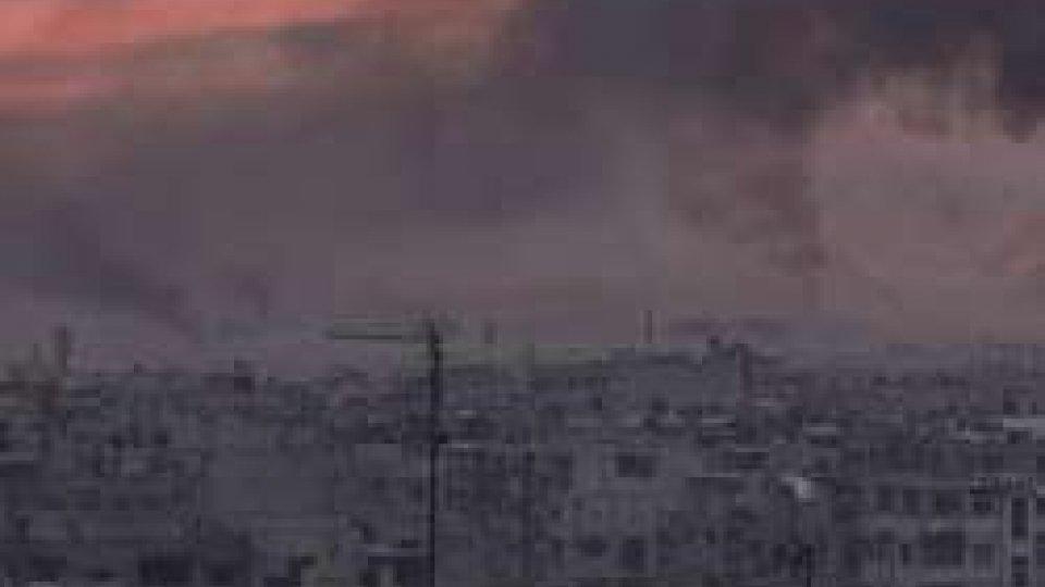 Siria: presunto attacco chimico su Douma avrebbe provocato 100 mortiSiria: presunto attacco chimico su Douma avrebbe provocato 100 morti