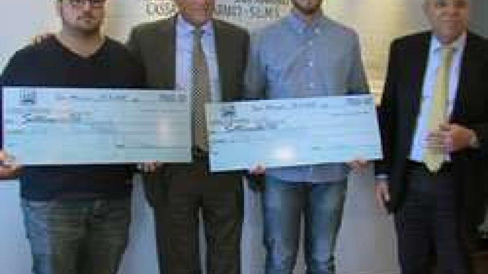 Premio Reffi: vincono Lorenzo Moraccini e Giovanni Maria Zonzini