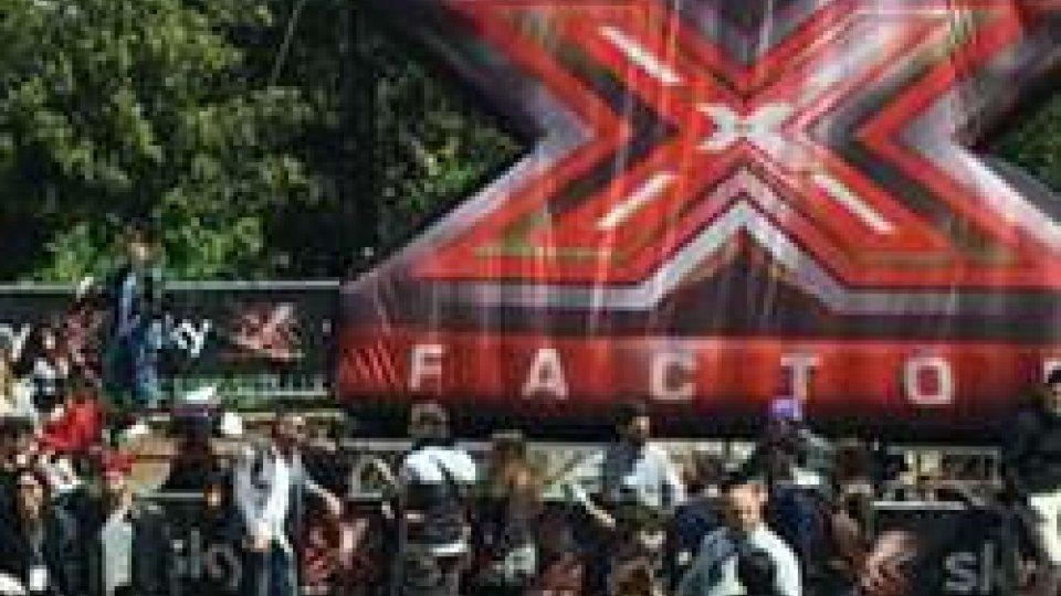 X Factor torna a Rimini