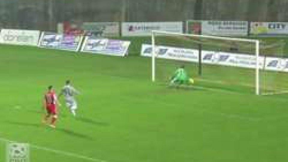 Forlì-Teramo 0-2: Galletti di nuovo ultimi