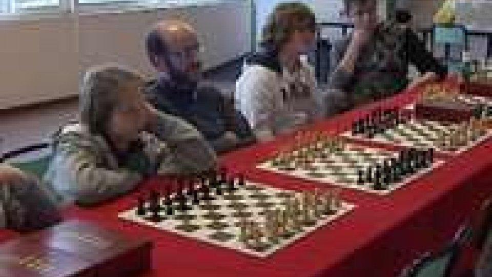 San Marino - Serie B, la squadra Sammarinese di scacchi ancora imbattuta