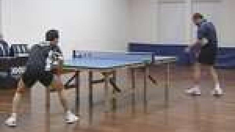 Tennis tavolo, eliminata la squadra sammarinese dagli Open di Finlandia