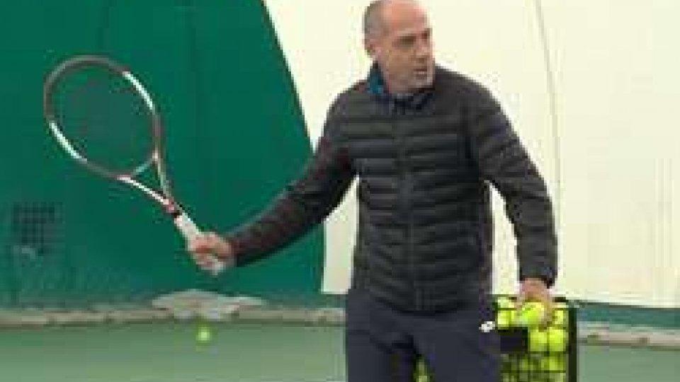 """Corrado BarazzuttiBarazzutti: """" Con la Svizzera in Davis ce la possiamo fare. Complimenti per i recenti risultati della Tennis Accademy San Marino"""""""