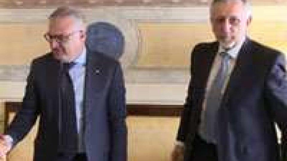Onorificenza al Prefetto Palomba, occasione per confronto sugli accordi raggiuntiOnorificenza al Prefetto Palomba