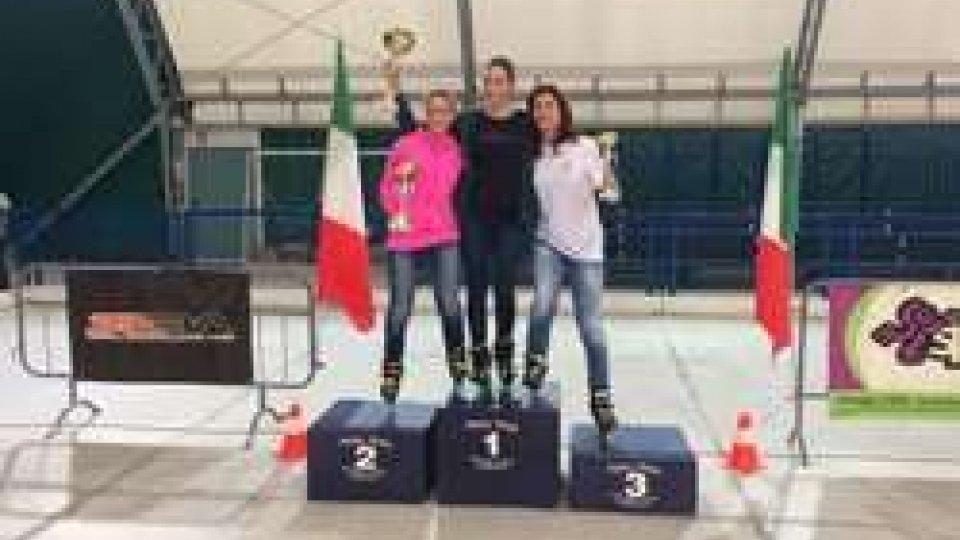 Pattinaggio, fine settimana positiva per gli atleti sammarinesi
