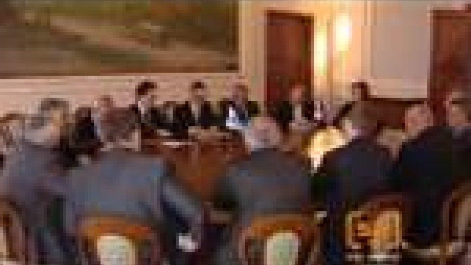 """Delegazione parlamentare ceca sul Titano: """"Interessati ad investire""""Delegazione parlamentare ceca sul Titano: """"Interessati ad investire"""""""