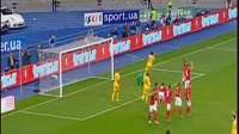 0-0 tra Ucraina-InghilterraIl pari tra Ucraina Inghilterra riapre la corsa al Brasile