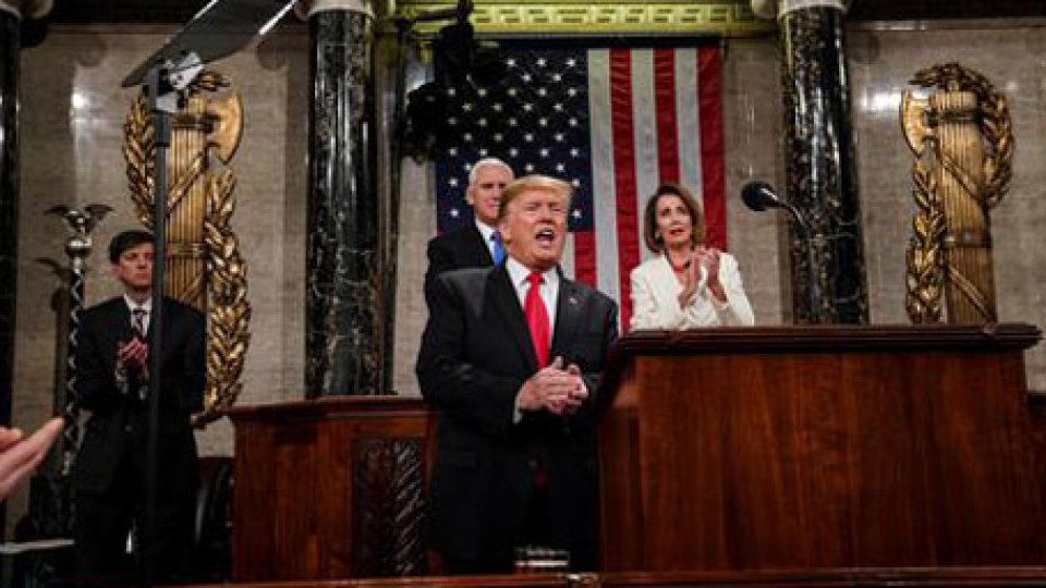 Trump al Congresso