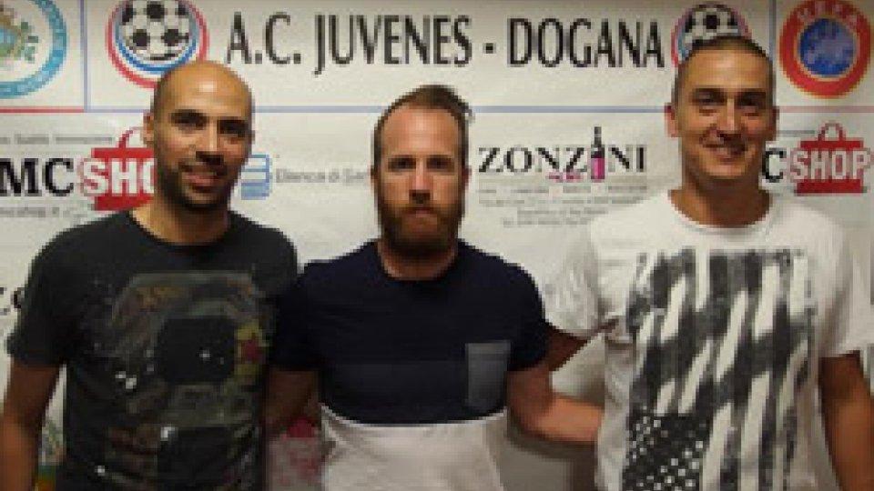 A.c. Juvenes-Dogana: presentazione prima squadra stagione 2018-19