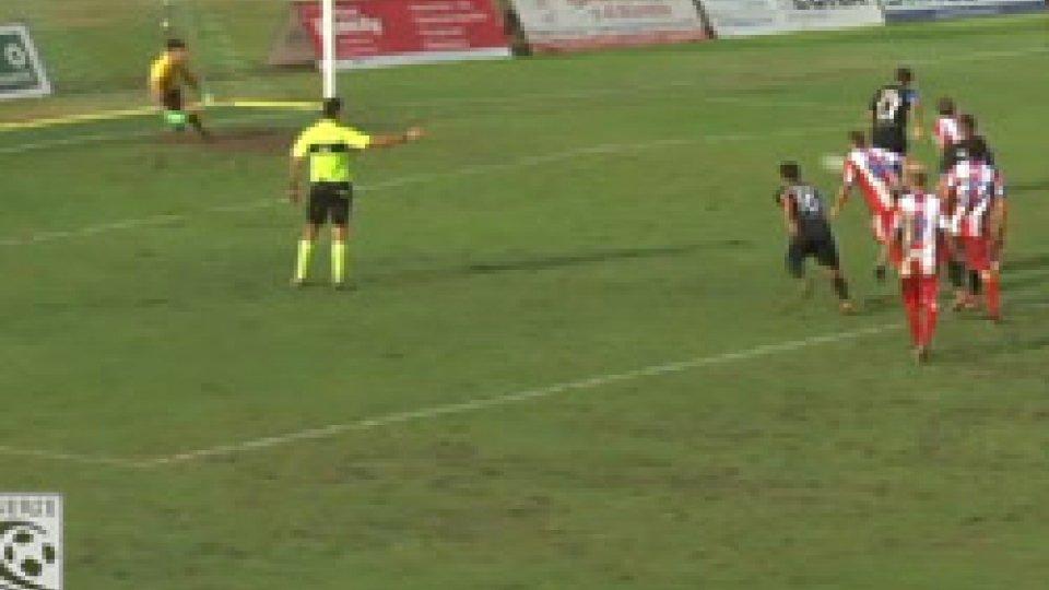 Vis Pesaro - Imolese 1-1Vis Pesaro - Imolese 1-1