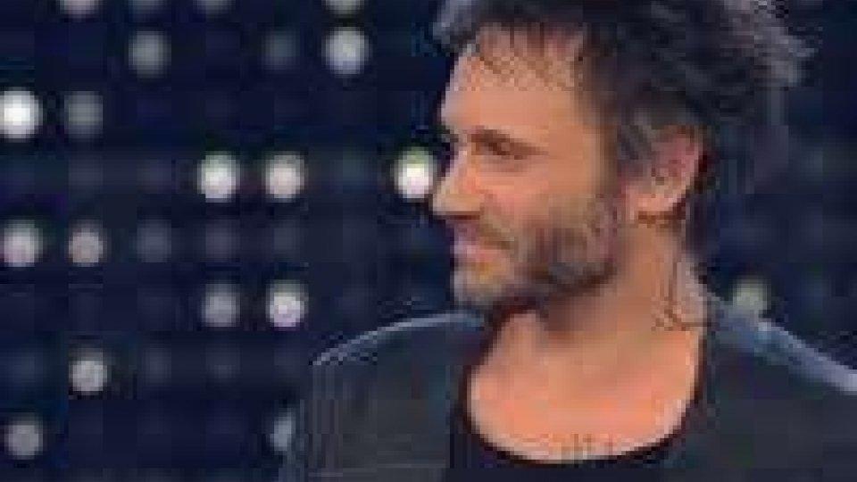 Sanremo: Nek vince la serata dedicata alle cover