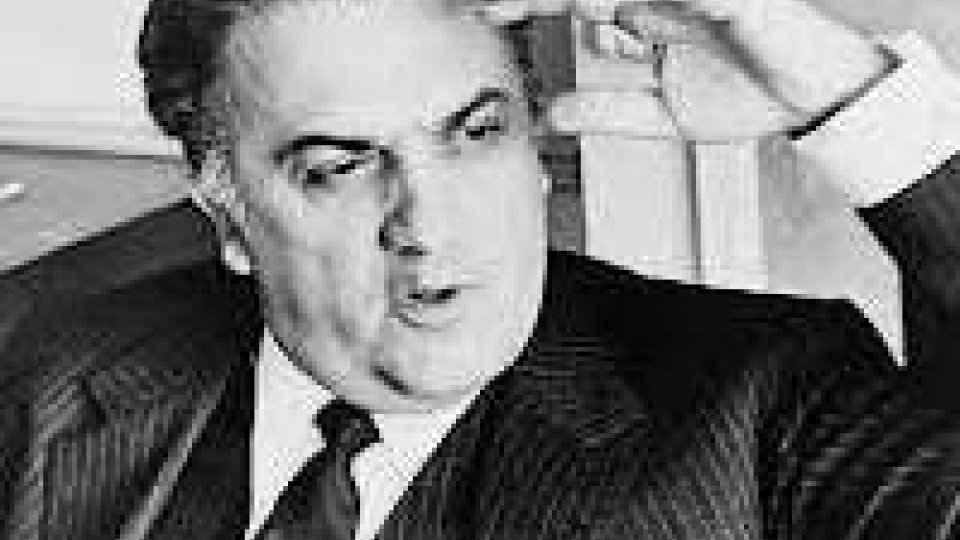 20 anni senza Fellini20 anni senza Fellini