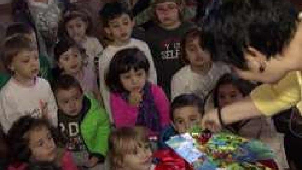 """I bimbi de """"Il Grillo Parlante"""" incontrano l'Istituto ConfucioMontegiardino: i piccoli della Scuola dell'Infanzia all'Istituto Confucio [LE IMMAGINI]"""