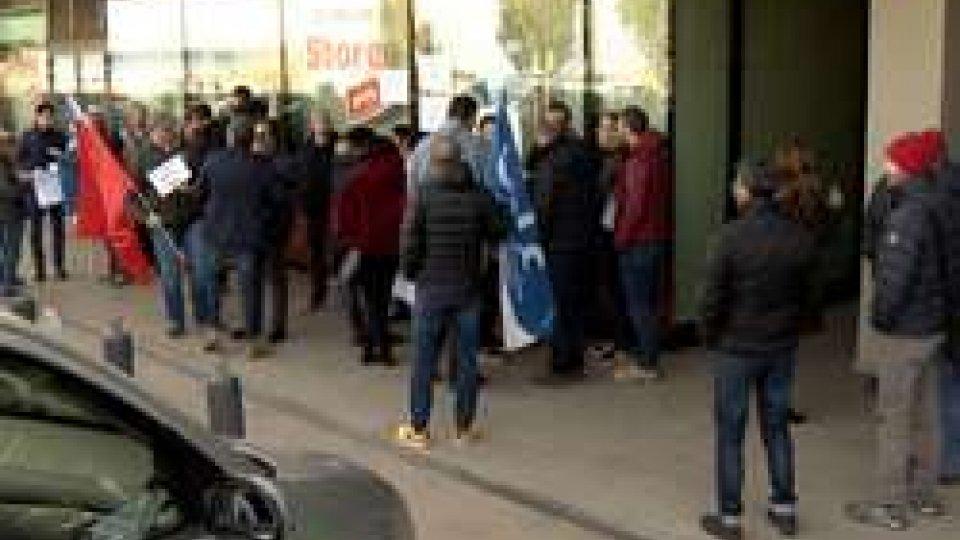 Dipendenti TIM San Marino in sciopero
